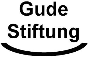 Logos Sponsoren 2014 — Gude-Stiftung