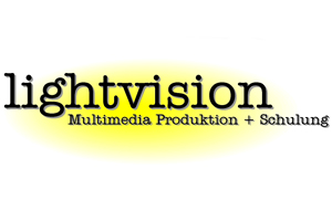 Logos Medienpartner - lightvision Multimediaproduktion