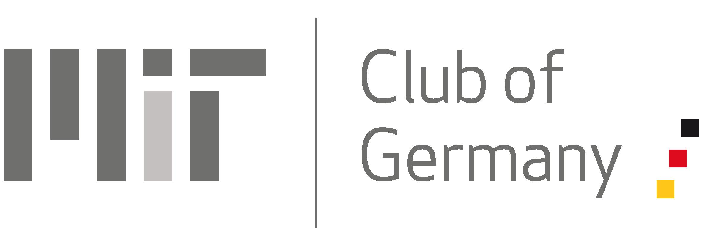 Logos Fortbildungsangebote — MIT | Club of Germany
