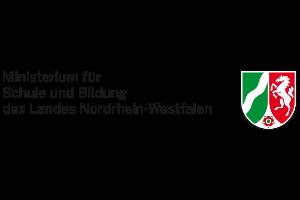 Logos Sponsoren 2018 - Ministerium für Schule und Bildung des Landes Nordrhein-Westfalen