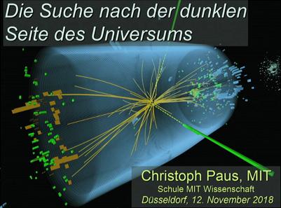 Die Suche nach der dunklen Seite des Universums