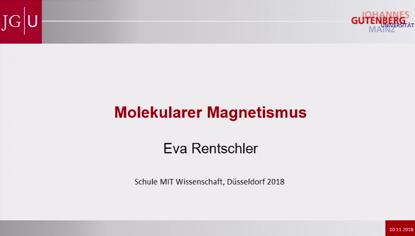 Molekularer Magnetismus