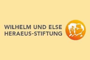 Logos Partner 2020 - Wilhelm und Else Heraeus-Stiftung