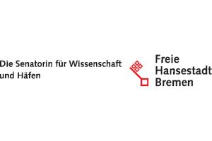 Logos Partner 2021 - Die Senatorin für Wissenschaft und Häfen Bremen